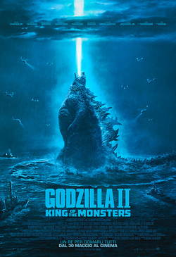 GODZILLA II - KING OF THE MONSTERS – dal 30 maggio